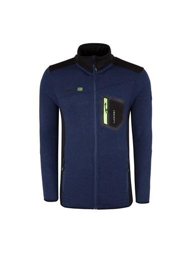 Norway Geographical Sweatshirt Lacivert